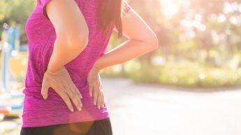 Mal di schiena e sport