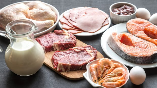 colina e dieta vegetariana