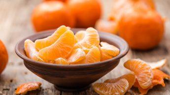 Mandarini, vitamina C e fibre ma...