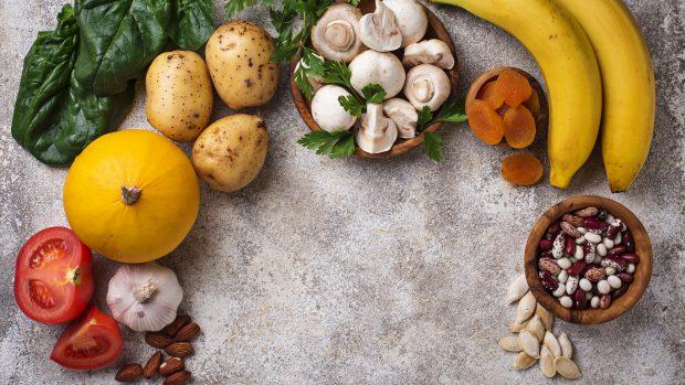 Potassio contro i crampi e per il funzionamento dei muscoli. Dove trovarlo