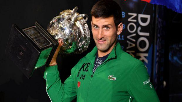 La dieta di Novak Djokovic: molta frutta, verdura e semi e niente glutine né latticini