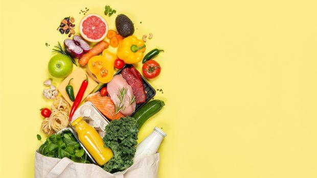 Mangiare sano senza ingrassare in quarantena. Si parte dalla spesa ragionata
