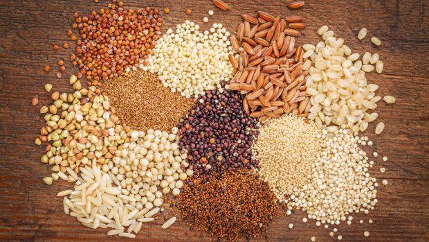 Cereali senza glutine: dal riso al sorgo, le proprietà di nove carboidrati a prova di intolleranza