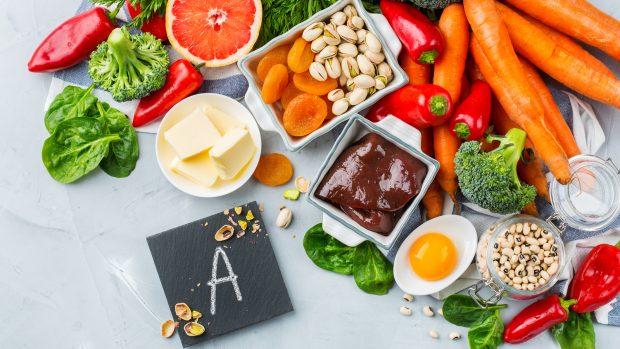 Vitamina A: utile per la pelle, i capelli e la vista. Ecco dove trovarla