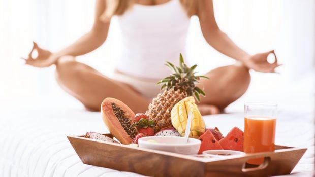 Dieta mitahara sattvica: la dieta della medicina ayurvedica per chi fa yoga