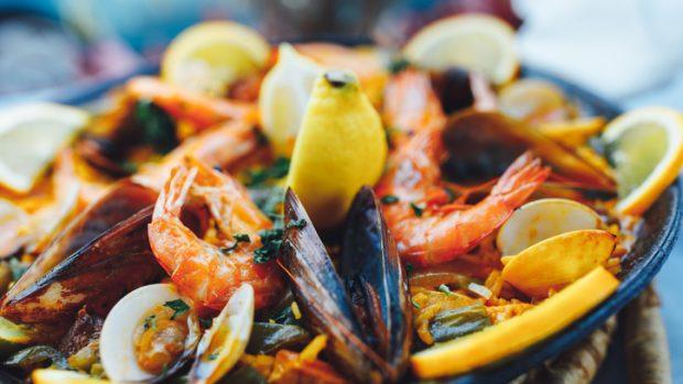 Frutti di mare: fonti light di proteine e iodio. Adatti anche ai pranzi delle feste