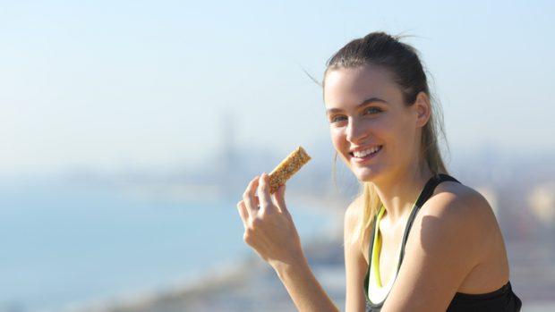 La dieta dello sportivo: cosa mangiare e quali snack scegliere prima di una gara