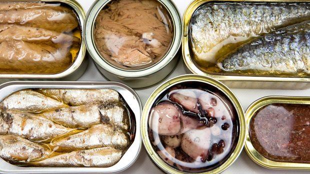 """Pesce in scatola: proprietà e limiti. """"Può essere uno snack post allenamento, ma non sostituisce il pesce fresco"""""""