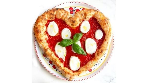 Pizza San Valentino Pizzium Milano e ROma