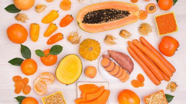 Vitamina A e betacarotene: funzioni, rischi da carenza e da eccesso
