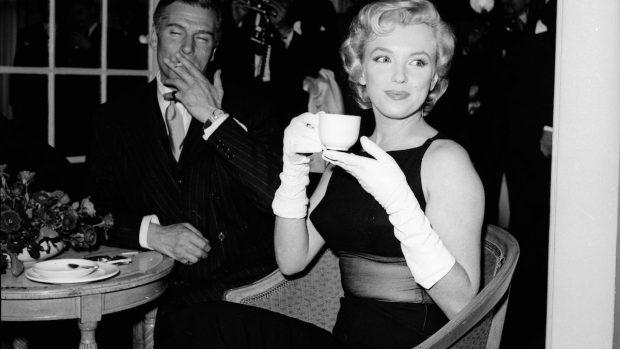 Che cosa mangiava Marilyn