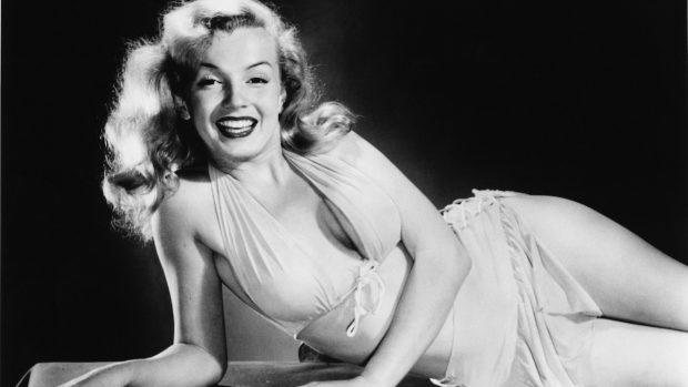 Marilyn Monroe fisico a clessidra