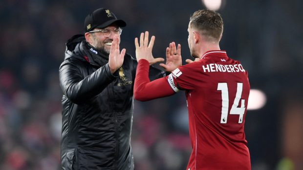 Henderson e i consigli di Juergen Klopp