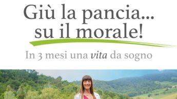 'Giù la pancia, su il morale': dalla dieta all'allenamento, come migliorare fisico e umore