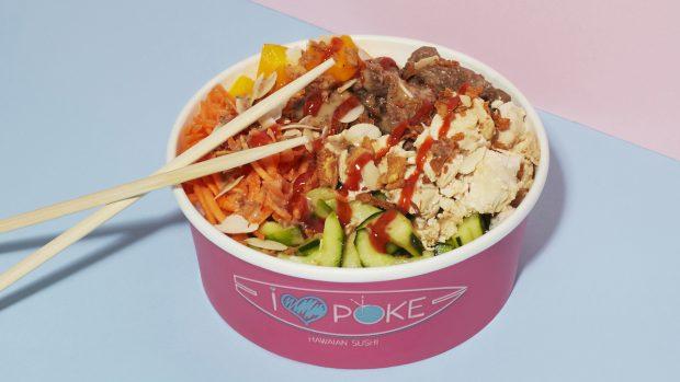 Poke bowl come comporre la combinazione ideale