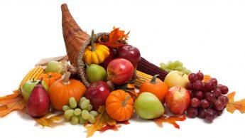 Frutta e verdura di stagione in autunno: le proprietà nutrizionali